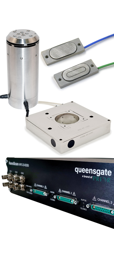 Nanopositioning Products